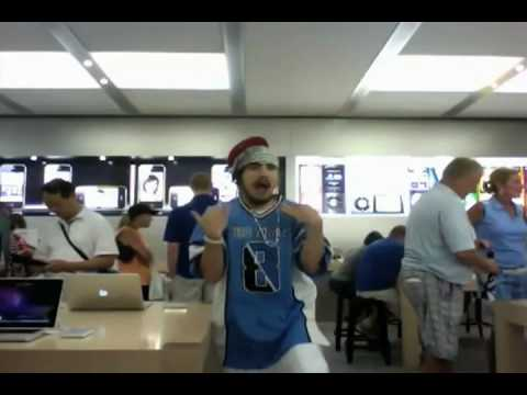 Eminem - Love The Way You Lie ft. Rihanna (Apple Store Version)