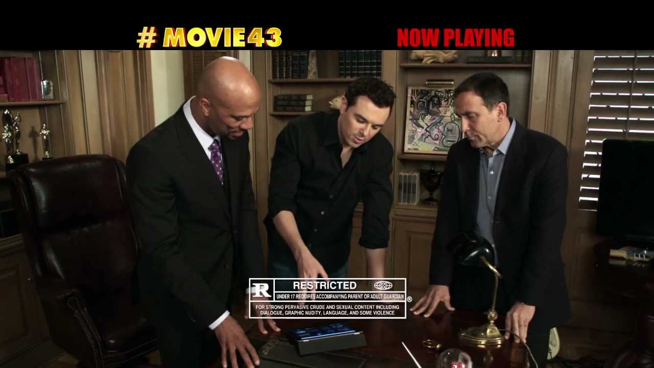 What is Movie 43? Now Playing [Commercial]