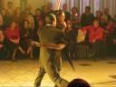 Gaspar y Gisela en el IV Campeonato Nacional de Tango en Chile - Chillan 2008