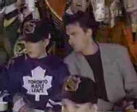 NHL 'Don't Blink Commercial