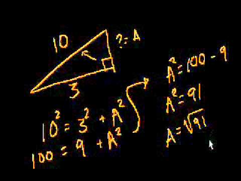 Teorema di Pitagora 2
