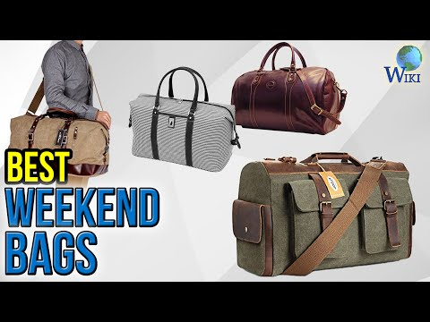 10 Best Weekend Bags 2017 - UCXAHpX2xDhmjqtA-ANgsGmw