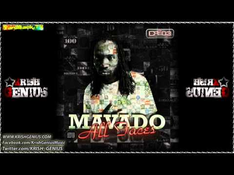 Mavado - All Faces [TNS Riddim] Mar 2012