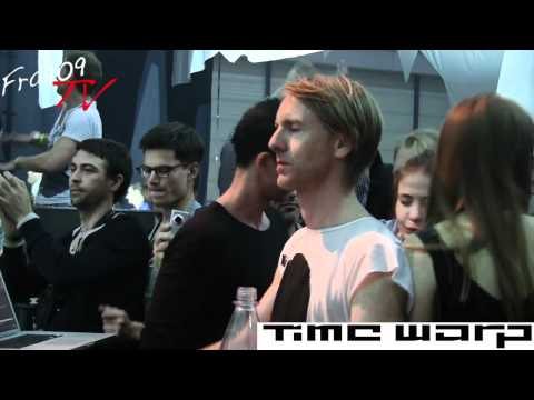 FRA909 Tv - RICHIE HAWTIN CLOSING SET TIME WARP 2012