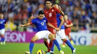 ชัยชนะของทีมชาติไทยเหนือทีมชาติมาเลเซีย