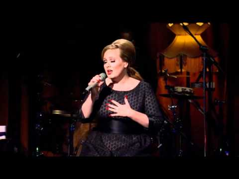 Adele - Turning Tables (Live) Itunes Festival 2011 HD