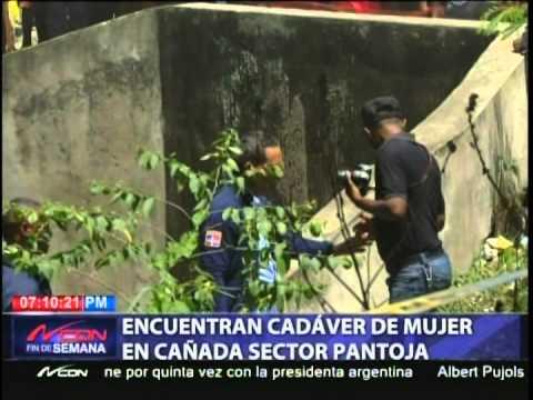 Encuentran cadáver de mujer en cañada sector Pantoja