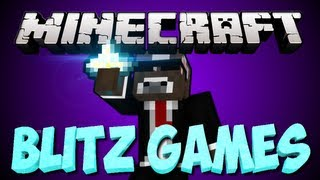 NEW Minecraft BLITZ SURVIVAL GAMES