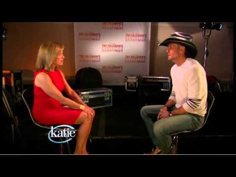 Tim McGraw Talks Faith, Family and Why He Quit Drinking