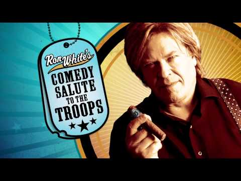 Ron White's Comedy Salute to the Troops DVD Edit
