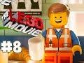 THE LEGO MOVIE VIDEOGAME - LEGO BRICK ADVENTURES - Part 8 - ASSEMBLE! (HD Gameplay Walkthrough)