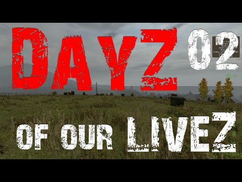 "DayZ of our LiveZ E02 ""Guns N Bugs"" (Zombie Apocalypse in 1080 HD)"