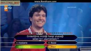 Kim milyoner olmak ister 218. bölüm Adnan Rıza Güzel 13.05.2013