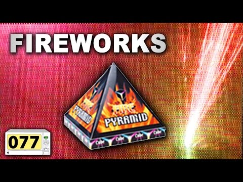 Is It A Good Idea To Microwave Fireworks?
