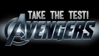 The Avengers - Take the Avengers Challenge - Are You an Avenger?