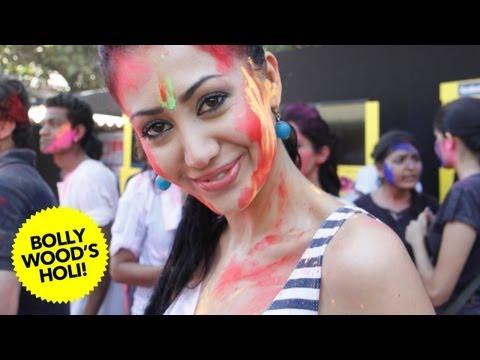 Bollywood's HOLI Celebrations!