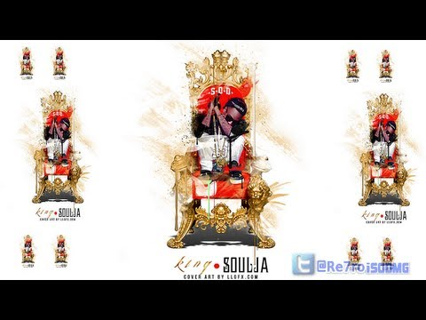 New Music: Soulja Boy * Catch Me If you Can #KingSouljaMixtape