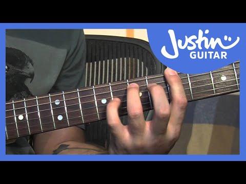12 Bar Blues Sequence Variations (Blues Rhythm Guitar Lesson BL-203)