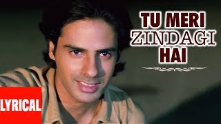 Lyrical : Tu Meri Zindagi Hai With Lyrics  Aashiqui  Rahul Roy, Anu Agarwal