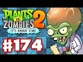 Plants vs. Zombies 2: It's About Time - Gameplay Walkthrough Part 174 - Dr. Zomboss Returns! (iOS)