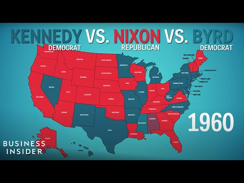 How the states voted in every presidential election - UCcyq283he07B7_KUX07mmtA