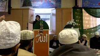 1/2 sajid qadri (naat sharif) @ naqshbandi mujaddidi aslami tariqa 2012 keighley