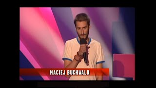 Stand Up - Maciej Buchwald {stand-up}