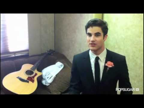 Glee's Darren Criss Shares His Favorite Songs With Us!