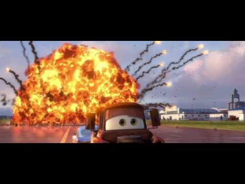 Movie Trailers - Cars 2 - Trailer