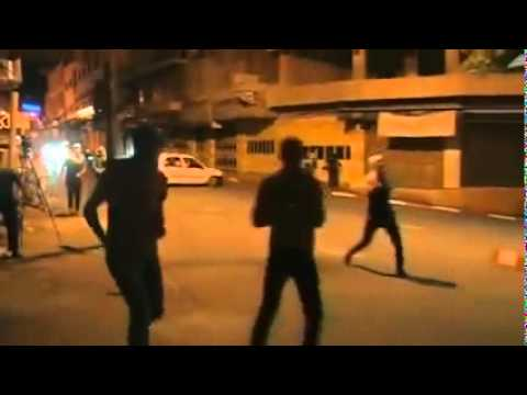 Night clashes in Hebron     (Palestinian)   7/10/14