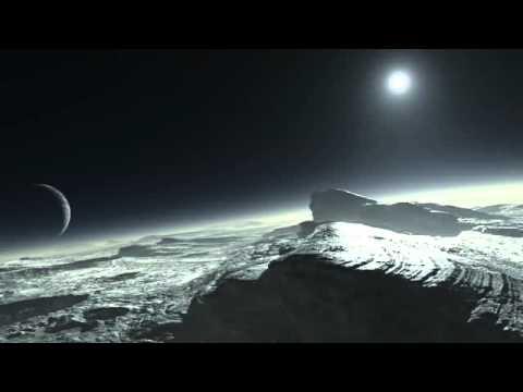 Sunčan dan na Plutonu
