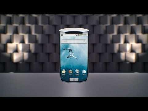 Tak będzie wyglądał telefon przyszłości?