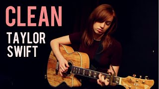 Clean- Taylor Swift (cover)
