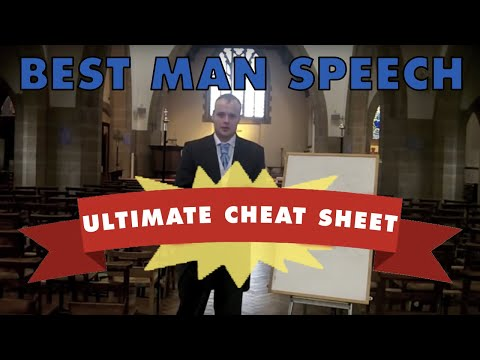 How To Write & Deliver A Funny Best Man's Speech - Episode #23