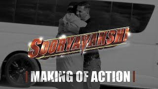 Sooryavanshi | Making Of Action