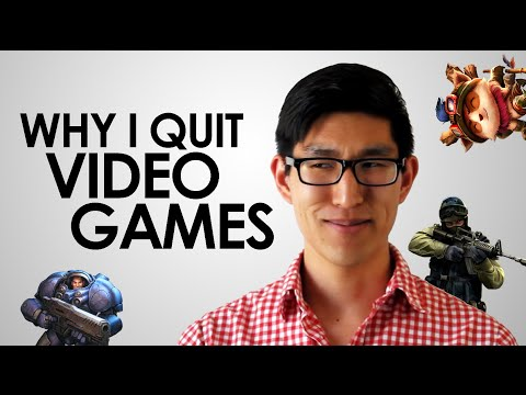 Why I Quit Video Games - UCTZG9stLQHZVONXR3RjgHyw