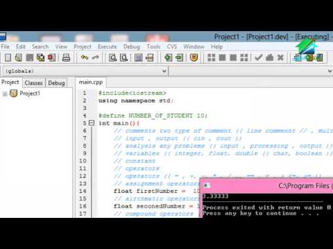 Introduction To Programming with C++ | Aldarayn Academy | Lecture 4