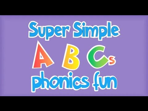 Super Simple ABCs Phonics Fun: R-Z -oHcI2vtjybU