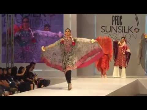 PFDC Sunsilk Fashion Week 31 Mar 2011 Expo Center Lahore Pakistan
