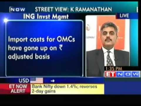 FII Selling Pressurizing Markets : ING Investment