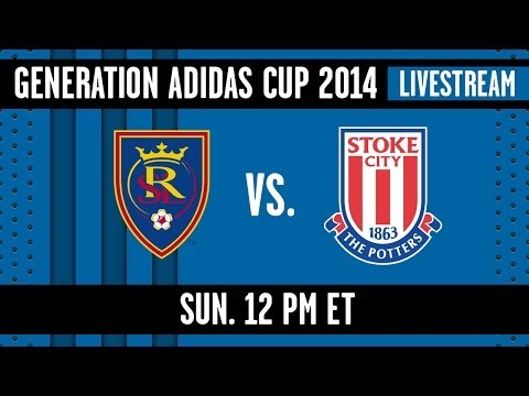 Real Salt Lake vs. Stoke City | Generation adidas Cup U-17
