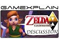 Zelda: A Link Between Worlds Discussion - NYCC Trailer Thoughts & Impressions (Nintendo 3DS)