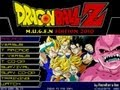 Dragon Ball Z M.U.G.E.N Edition 2010 by RistaR87 (with download)