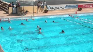 28 aprile 2013 Ossidiana vs Waterclub CT