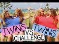 Twin v Twin Challenge   Teagan & Sam