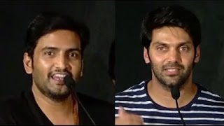 Watch VSOP Pressmeet-Santhanam Speech Praising Arya Red Pix tv Kollywood News 02/Aug/2015 online