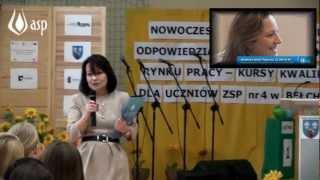 ASP w Be�chatowie - Zako�czenie kurs�w