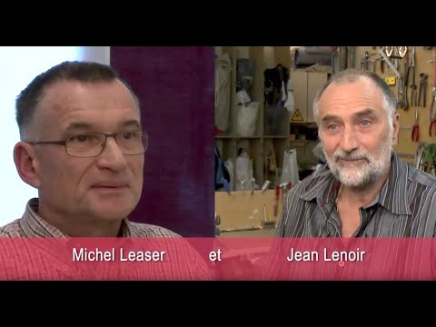 Michel Laeser et Jean Lenoir - techniciens orthopdistes