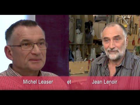 Michel Laeser et Jean Lenoir - techniciens orthopédistes