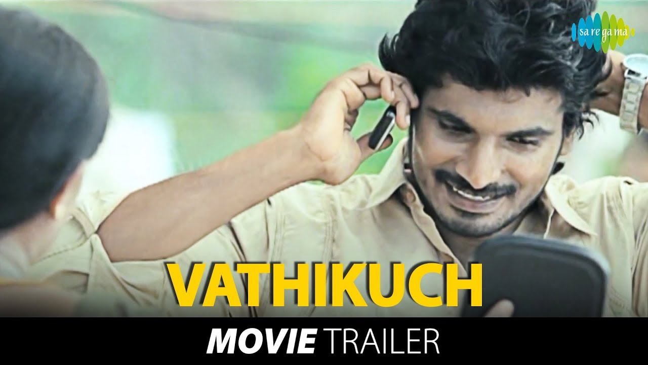 Vathikuchi - Official Trailer